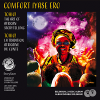 Tohio! The Art of African Storytelling by Comfort Ero