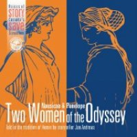 Two Women of the Odyssey, by Jan Andrews