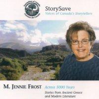 Across 5000 Years, par M. Jennie Frost