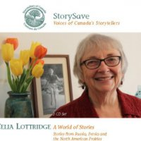 A World of Stories, by Celia Lottridge