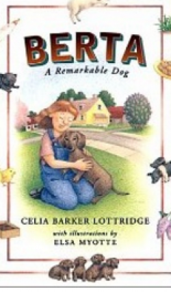 Berta, A Remarkable Dog