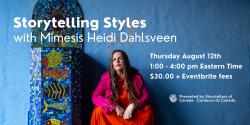 New SC-CC Workshop with Mimesis Heidi Dahlsveen!