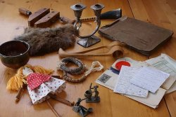 Workshop- That Reminds Me of a Story: Exploring Stories Through Treasured Objects