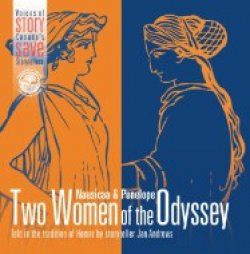 Two Women of the Odyssey, par Jan Andrews