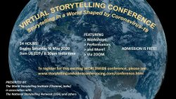 Virtual Storytelling Conference- May 16, 2020