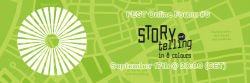 FEST ONLINE FORUM #6 'Oral Storytelling in 8 Colours' (September 17)