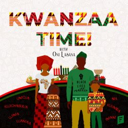 Kwanza Time with Aunti Oni: Stories in the House of Kwanzaa