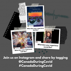 Canada During COVID-19: A Living Archive
