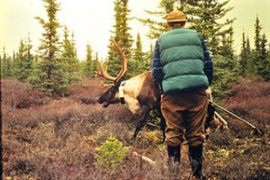 Jerry Haigh is publishing a new book: Reindeer Reflections