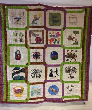 Attention Quilt Raffle Lovers!