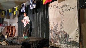 Highlights from the ST. JOHN'S STORYTELLING FESTIVAL