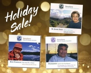 Holiday StorySave CD Sale!