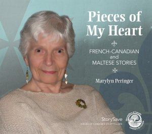 STORYSAVE TO CELEBRATE LAUNCH OF 18TH CD: The Work of Beloved Master Storyteller, Marylyn Peringer