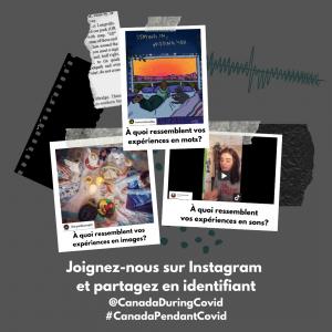 Canada pendant COVID-19 : Une archive vivante