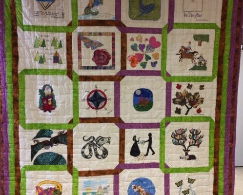 StorySave Quilt Campaign!