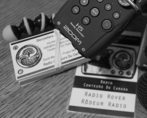 Storytelling Radio