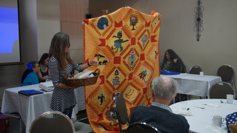 StorySave Quilt 2015