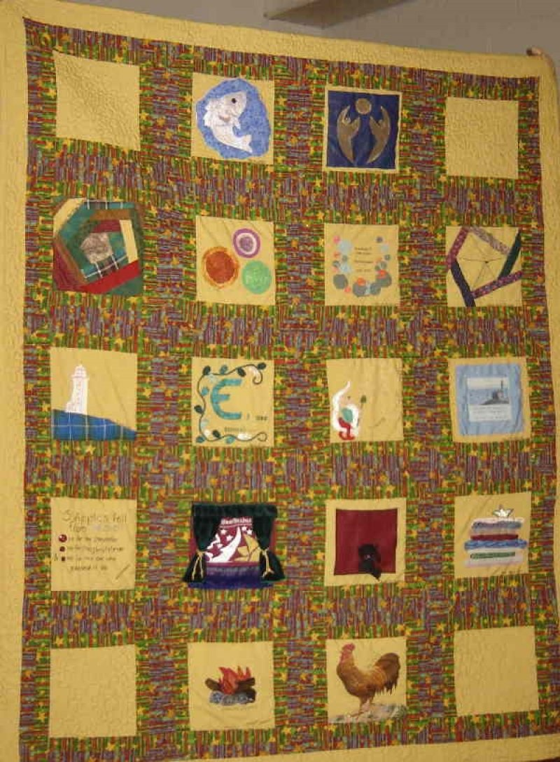 StorySave Quilt 2006