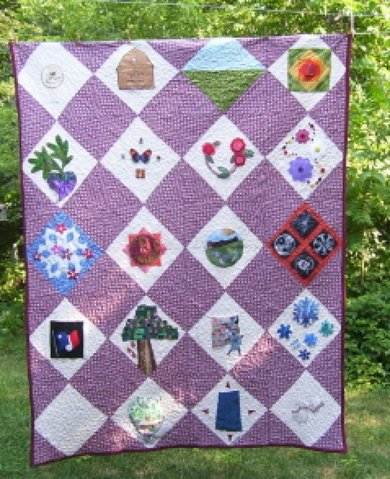 StorySave Quilt 2007