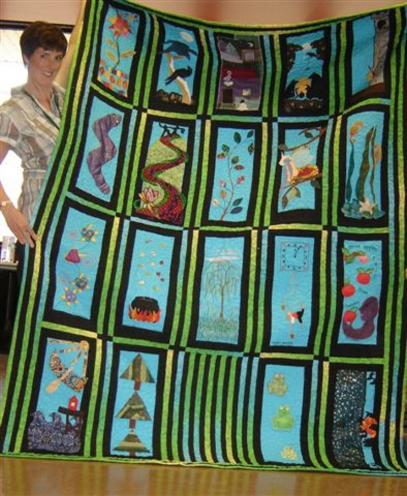 StorySave Quilt 2008