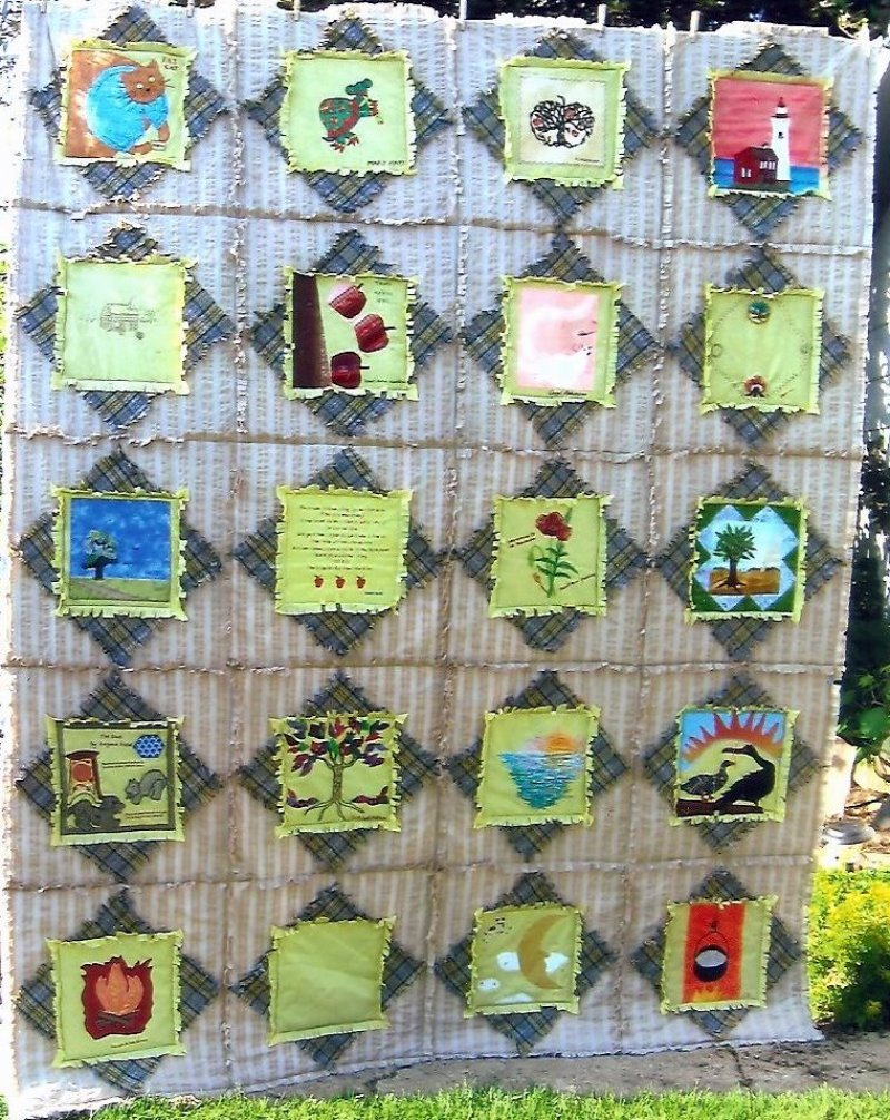 StorySave Quilt 2009