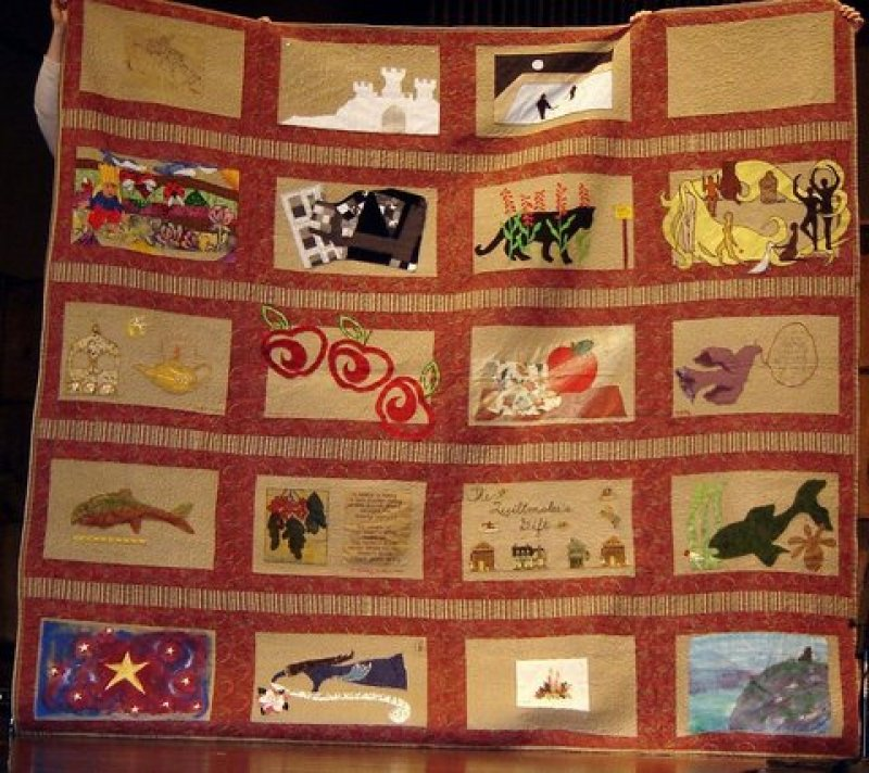 StorySave Quilt 2010