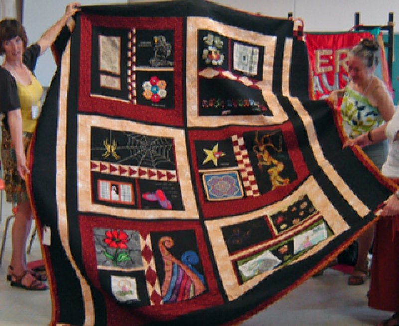 StorySave Quilt 2012
