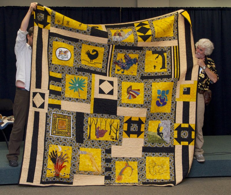 StorySave Quilt 2013