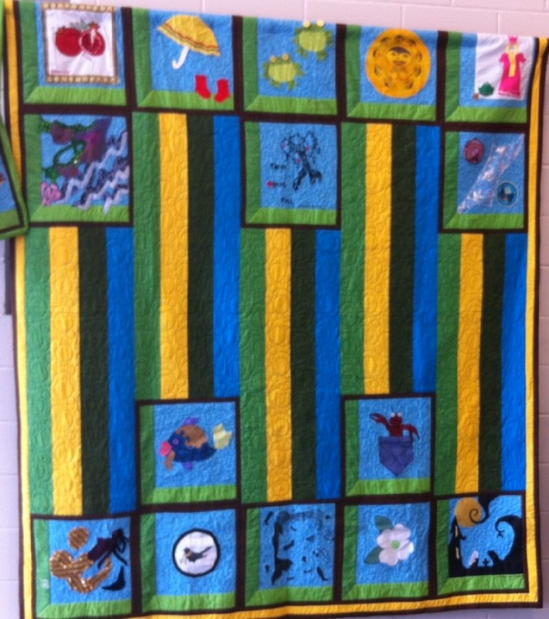 StorySave Quilt 2014